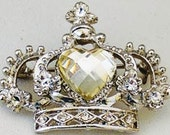 Melissa Frances - Crown Jewel Broach