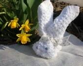 Boo Boo Bunny - Snow Ball - Shower Gift