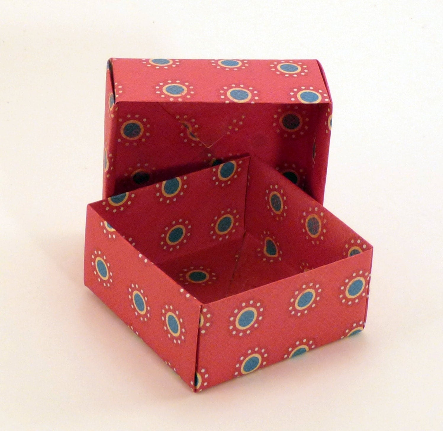 Origami Gift Box - Jewelry Box by ReverseCascade on DeviantArt | 1457x1497