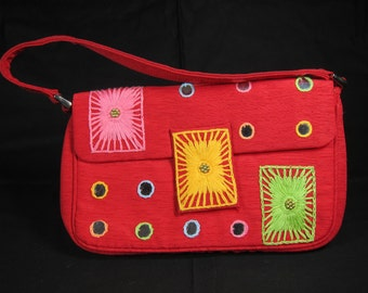 Another Great Hippie Bag with Mirrors