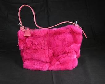 """Pink """"Bunny"""" Bag"""