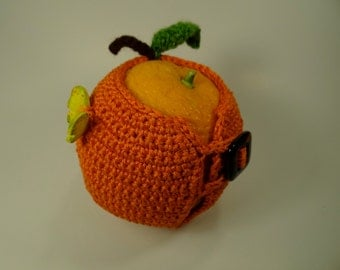 Handmade croche Fruits Cozy