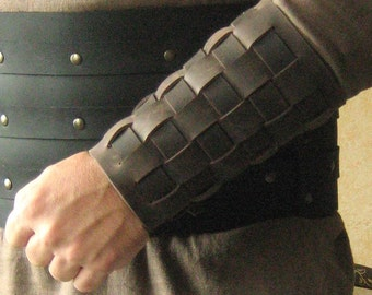 Medieval Armor Celtic Viking Barbarian Bracers