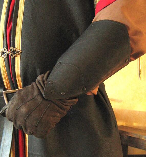 Medieval Armor LOTR Boromir Style Bracers