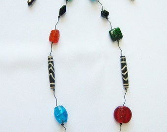Picassoesque Necklace & Earrings