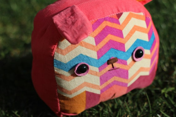 RESERVED-Sherbet Chevron Bunnyling