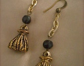 Victorian Vintage Tassel Earrings