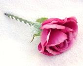 Vintage Sophia Rose Single Flower Pen