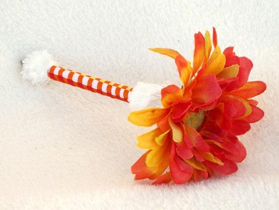 Mackenzie Single Flower Pen