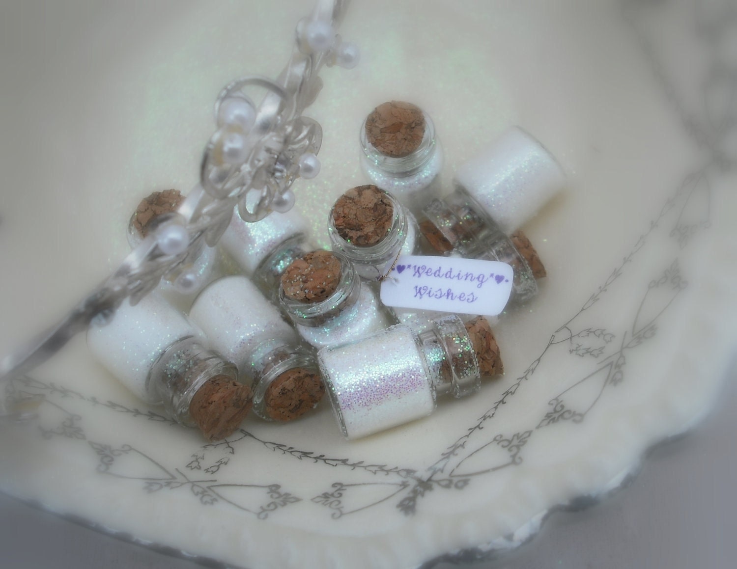 Wedding Favors Wishes Fairy Tale Party Set