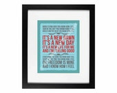 """Anthony Newley - """"Feeling Good"""" 