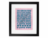 """Paul McCartney - """"Silly Love Songs"""" 