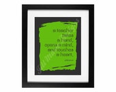 """Quote - """"A teacher takes a hand..."""" 