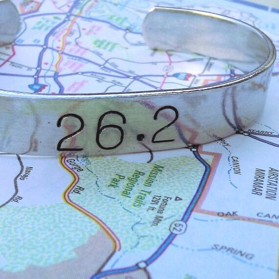 26.2 - Custom Bracelet Metal Stamped