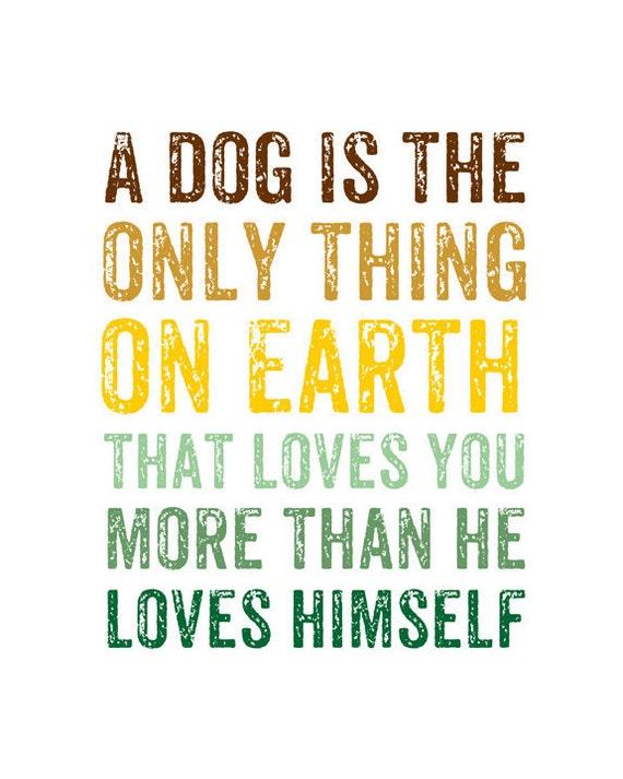 Animal Charity Print - 8x10 Print -