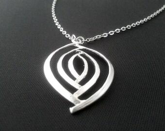 Leaf of Friendship Necklace,pendant, charm, Necklace
