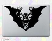 BatMan (Glowing batman sign) - Vinyl Decal for MacBook or Ipad