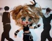 OOAK Handmade Madonna Doll
