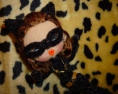 OOAK Handmade Catwoman Doll