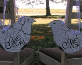 Etsy Wedding Bride and Groom Sign for your Wedding Reception