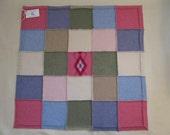 Felted Wool Baby Blanket