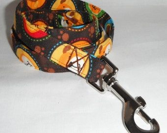 Dog Leash - Doggy Pattern