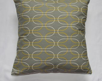 Black Friday Deals Cyber Monday Sale Pillows decorative pillow accent  throw pillow designer pillow a retro-geometric pattern 18x18 inches