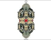 Aries Bracelet - PDF pattern