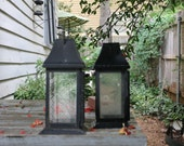 Pair of Old Lanterns.