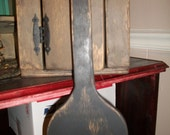 Long Handle Primitive Candle Paddle