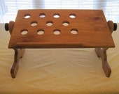 Laptop Stand, Kindle, Nook, Bible, Book, for Frequent Travelers
