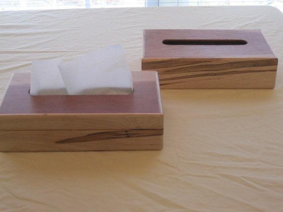 Tissue Box Holder, Institutional Size, Facial, Bathroom, Vanity