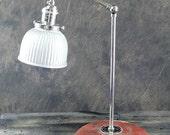Fire Bell Permaflector Desk Lamp