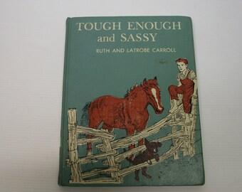 Children horse book, vintage dog books, illustrations, 1950s children books, country western