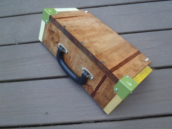 Portable Guitar Effects Pedal Board-Made To Order-Wooden Road Ready Gear