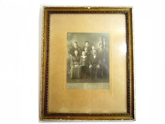 Antique Frame Picture Frame French Vintage