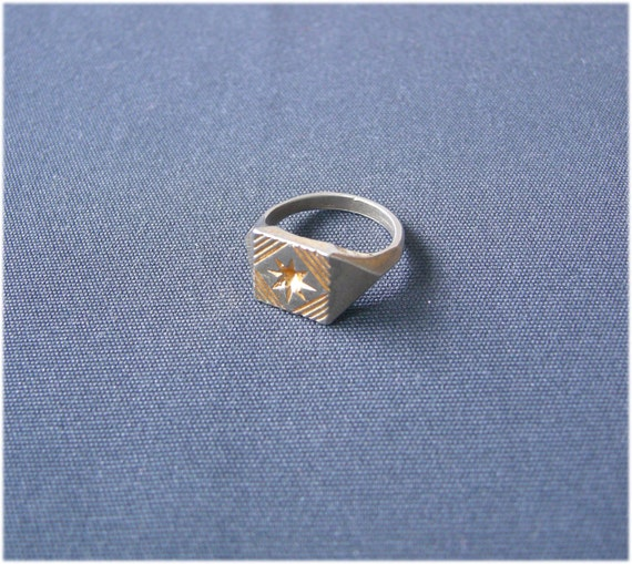 Vintage Chunky Ring