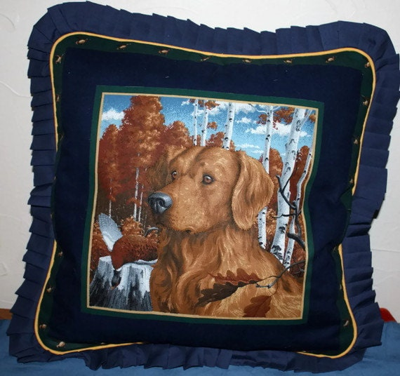 Cushions - Dogs - Golden Retriever