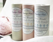 REFILLABLE Powder Shaker in 3 Colors - Traditional Style Cardboard Canister