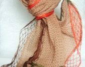 Spring Cotton shawl