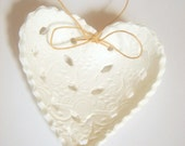 Heart Decorative dish