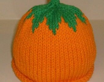 Pumpkin hat Etsy