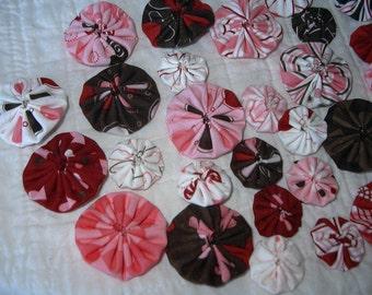 Handmade YoYo's Large and small