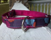 "The Penny 1"" Martingale Collar"
