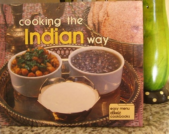 Cooking the Eastern Indian Way 1985