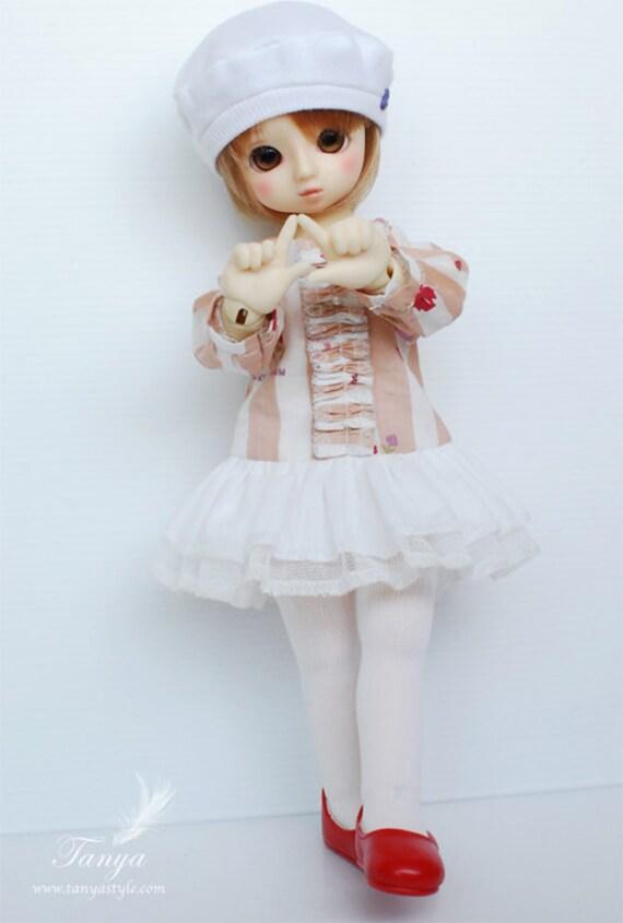 YoSD Peach Dress