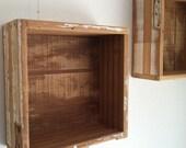 Shabby Chic Wall Shelf