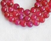cornelian gemstone  jewelery making materials.
