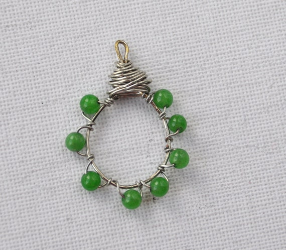 wire wrapping 1 pcs   jewelry making materials. REF-204