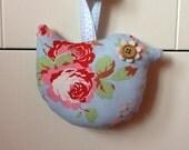 Decorative Floral Hanging Bird
